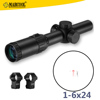 Marcool Riflescope,Etched Glass Reticle 1-6X24 Air Soft Military Surplus Rifle Scopes Telescope China, Hunting Rifle Scope