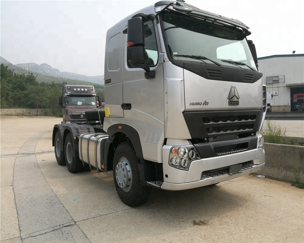 Sinotruk Howo 371hp Manual Gearbox Tractor Truck For Pulling Goose Neck  Detachable Low Bed Trailer - Buy Mini Tractor Trailer Truck,Howo Tractor  Truck ...