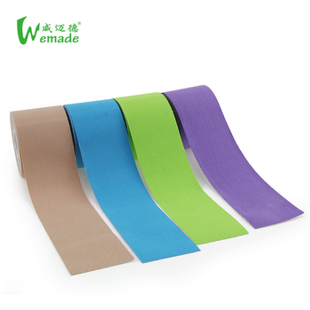 Factory Directly Availability Synthetic Waterproof Kinesiology Tape