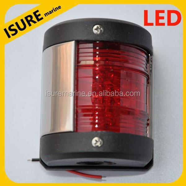 Boat Light/port Light Tungsten Bulb Navigation Light Marine Boat ...