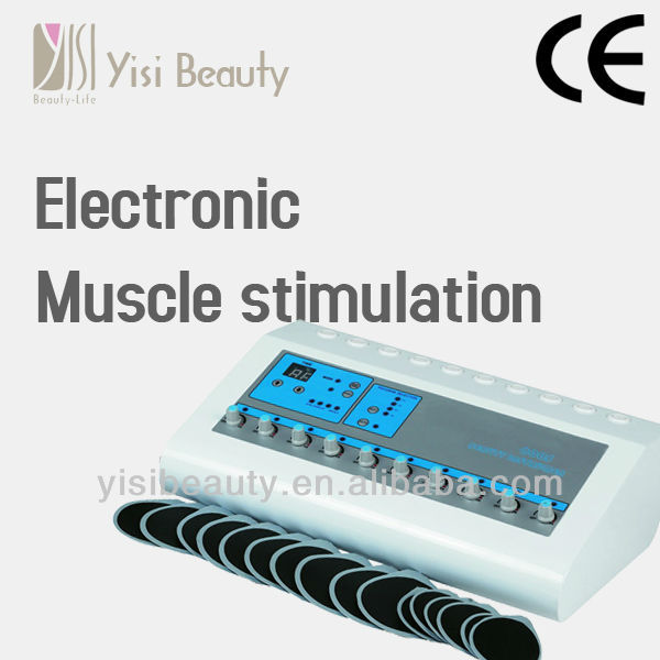 Professional Treating cellulites/weight loss/body slimming/improving the blood circulation EMS machine YS-800S