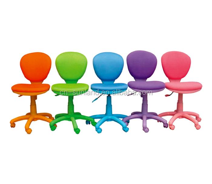 colourful/popular/hot sale/cheap children/kids fabric lift/swivel