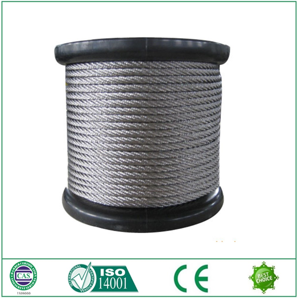 Malaysia Ungalvanized And Galvanized Steel Wire Rope With High ...