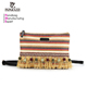 7892 2018 New arrival Latest design Bohemian style braided straw ladies crossbody Ethnic Bag