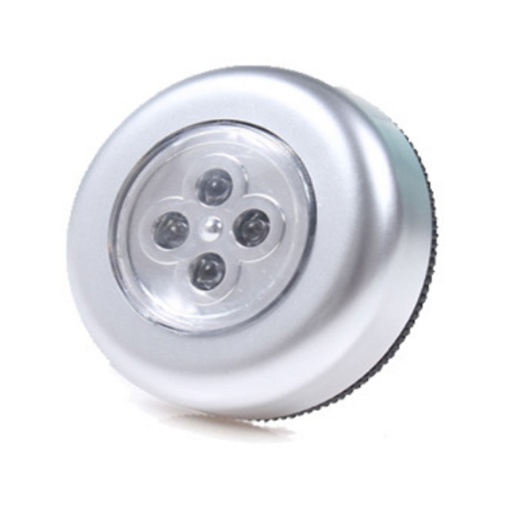 Buy 4 Led Light Stick On Tap Touch Lamp Battery Powered For Cabinet Closet In Cheap Price Alibabacom