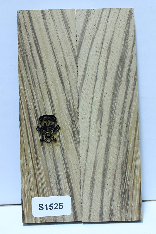Payne Bros Custom Knives Laser Engraved Wood Scales - Payne BROS - Knife Making