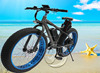 fat tire powerful strong electric bicycle