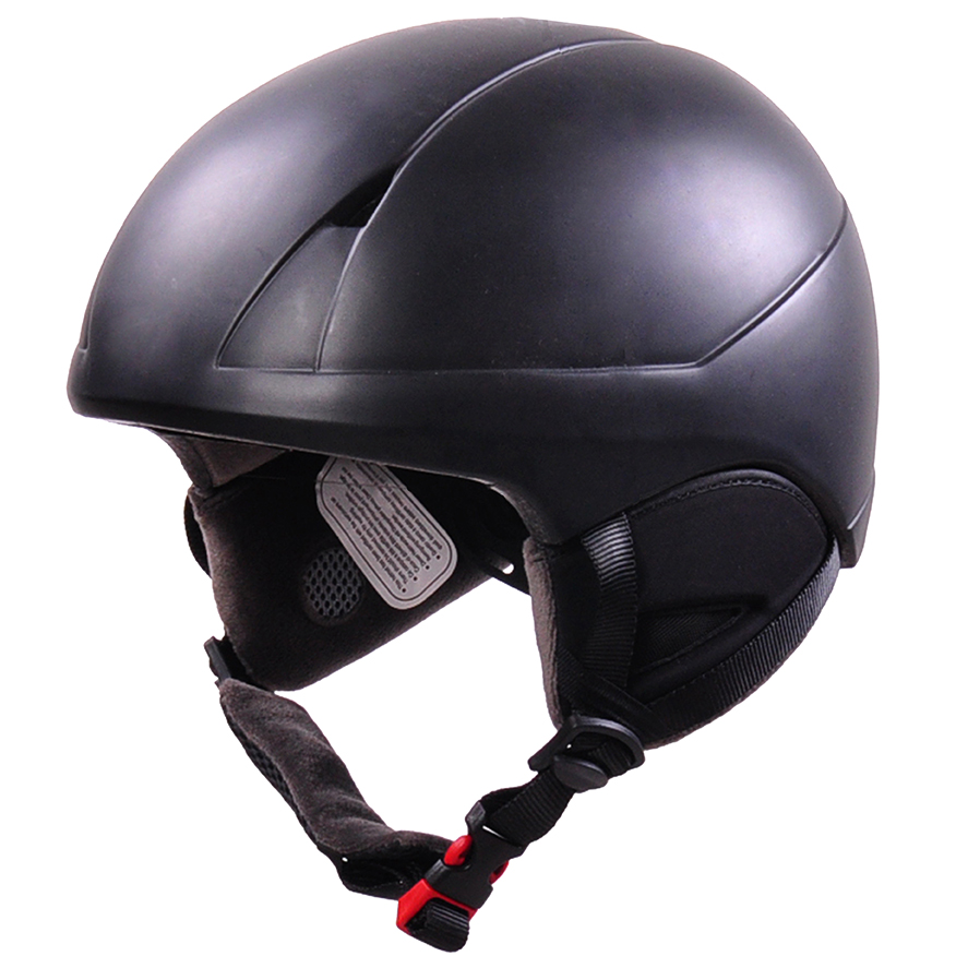 Hot Selling High Quality Abs Shell Ski Helmet With Chin Strap ...