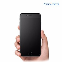 Top quality + free sample 0.3mm matte tempered glass for iPhone 6 6s anti glare tempered glass screen protector