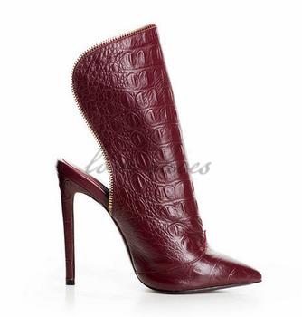 Botas Mujer Girls On Elegante Chicas Modelo Product Tacones Tobillo Altos De Fancy Stiletto Sandalias Nuevo Zapatos 2017 Buy TF1cKJul3