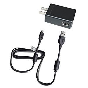 Genuine Sony Ericsson EC700 US Plug EP800 micro USB Travel Home Charger for Sony Ericsson Xperia, Vivaz, Aspen, Cedar and Spiro Phone Models