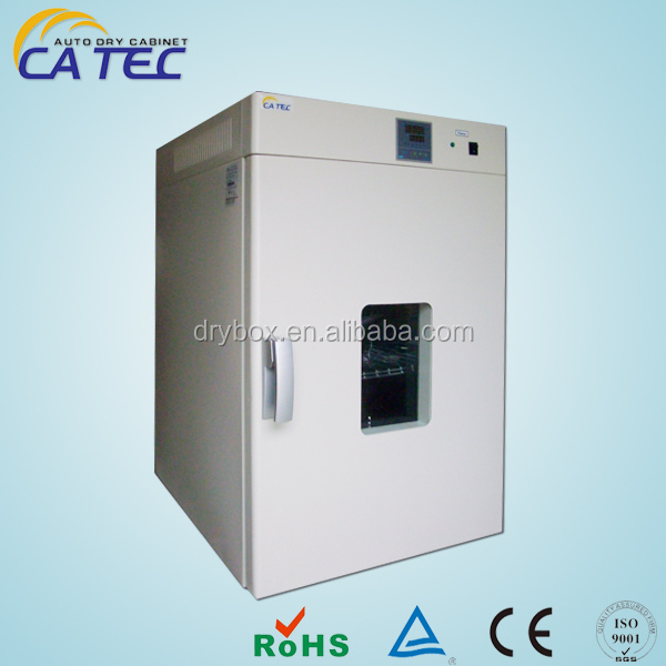 Changshu electronic equipment 250C lab vertical pcb baking drying oven DCTG-9123A