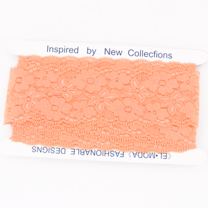Dawei brand unique design women garment fashion style accessories stylish flower lace