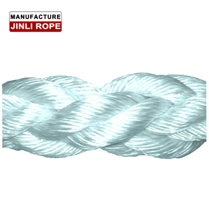 (JINLI ROPE) 8 Strand Plait Nylon Synthetic Winch Rope