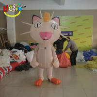 Hot sale inflatable moving Japanese cartoon costume