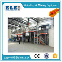 lubricant oil plant/lubricating oil production equipment