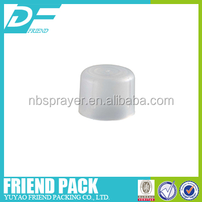 frosted cap two layer 20/410 plastic child proof cap ,plastic water bottle caps