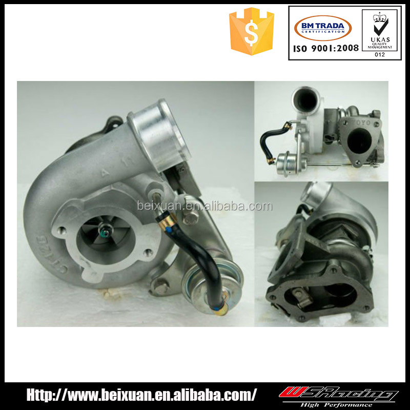 for toyota 4 Runner / Landcruiser / Hilux 1KZ-T 3.0L D CT12B turbo