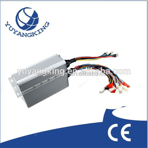 48V 1000 watt reversible dc motor speed controller for e bike/tricycle/car