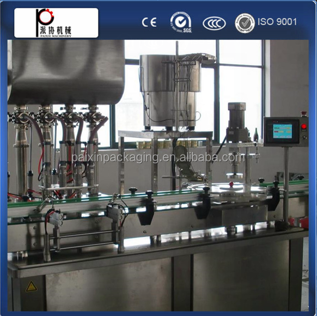 professional manufacture honey filling machine china shanghai company