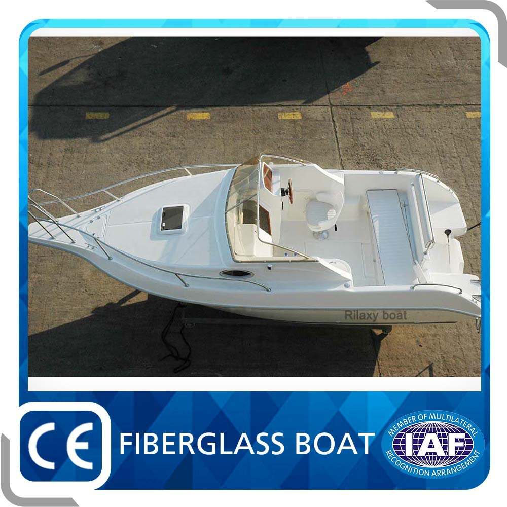 Alibaba China new high speed patrol fishing boat used