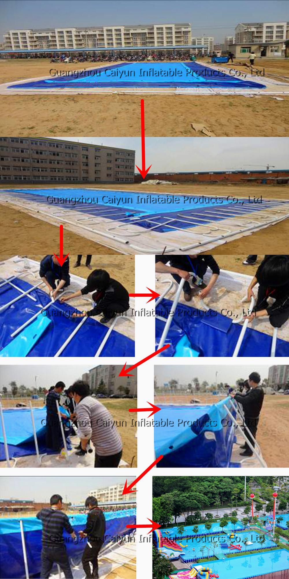 Swimming Pool Steel Frame Pvc Pools Buy Pools Swimming
