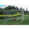 Galvanized outdoor dog kennel 10x10x6ft dog kennel wholesale