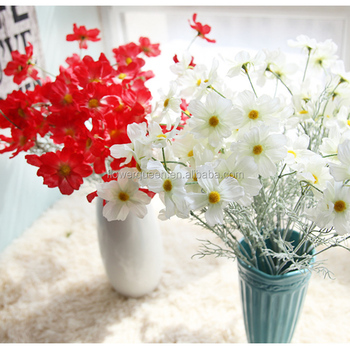 Artificial flowers large artificial daisy artificial fake silk artificial flowers large artificial daisy artificial fake silk flower artificial begonia flowers factory price mightylinksfo