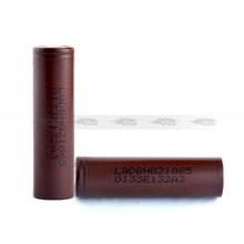 NEW model brown HG2 battery 3000mAh 20A discharge for vapor