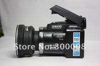 Best price DSLR styple digital camera ,16MP ,3 lens optional