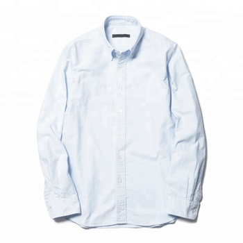 Button Down Shirt Mannen Casual Led Shirt Custom Kleding