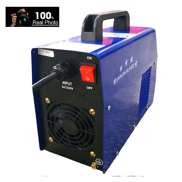 Juba Single Phase Air Cooling Welder 400 Amp Mma Inverter Arc ...