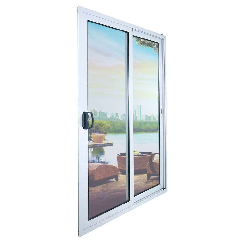 Sliding Glass Door Installation: Sliding Glass Door: 96 X 80 Sliding Glass Door