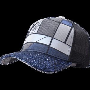 Plaid Trucker Hat 2423be477d3