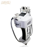 Promotion Portable Velashape v9 vacuum roller massage rf slimming machine 40k 80k cavitation