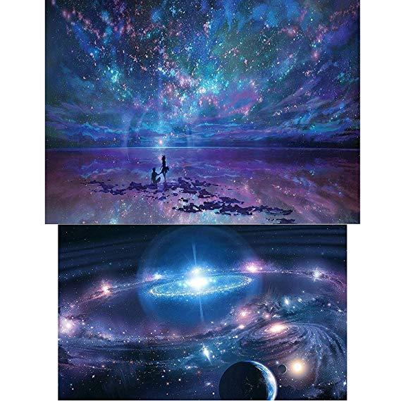 55+ Gambar Abstrak Langit Terlihat Keren