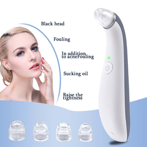 Blackhead Removal Electronic Facial Pore Cleaner Acne Remover Utilizes Pore Vacuum Extraction, Comedone Extractor