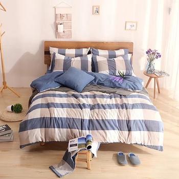 China Textiles Stock Lot Cotton Bed Sheets Names Labels Bedding Set 6 Pcs