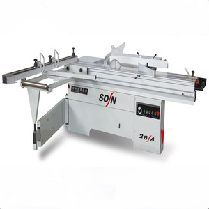 china sosn altendorf panel saw machine with CE MJ6130A