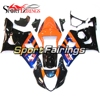 Orange Black Injection Fairings For Suzuki GSXR1000 K3 03 04 ABS Plastic Complete Motorcycle Fairing Kit Body Kit Fitings