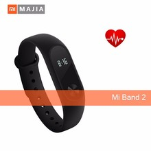Lowest price Xiaomi Mi Band 2 bracelet Fitness Tracker Battery Capacity Xiaomi Mi Band 2