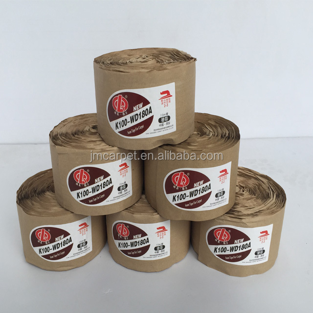sup 180a professional hot melt fabric adhesive seam seaming tape for floor carpet installation