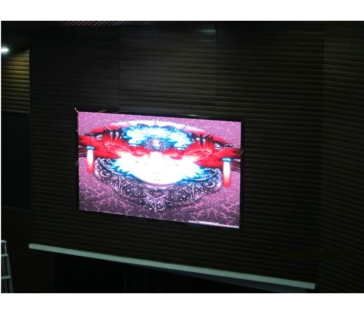 Hohe Aktualisierungs Rate HD RGB Indoor Pxel Pitch P2 P2.5 P3 P4 LED Video Wand Panel Display oder mit Wählbar schrank