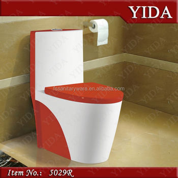 Best Price Ceramic Color Toiletcheap Toilets For Salered Color