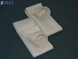 Direct factory supply de PTFE/NOMEX/P84/Glasvezel/PPS/Acryl dust filter zakken