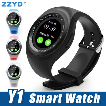 97c3aca6229 Hot Sale Y1 Bluetooth Smart Watch OEM Sport China Smart Watch Manufacturers  Touch Screen Wear Cell