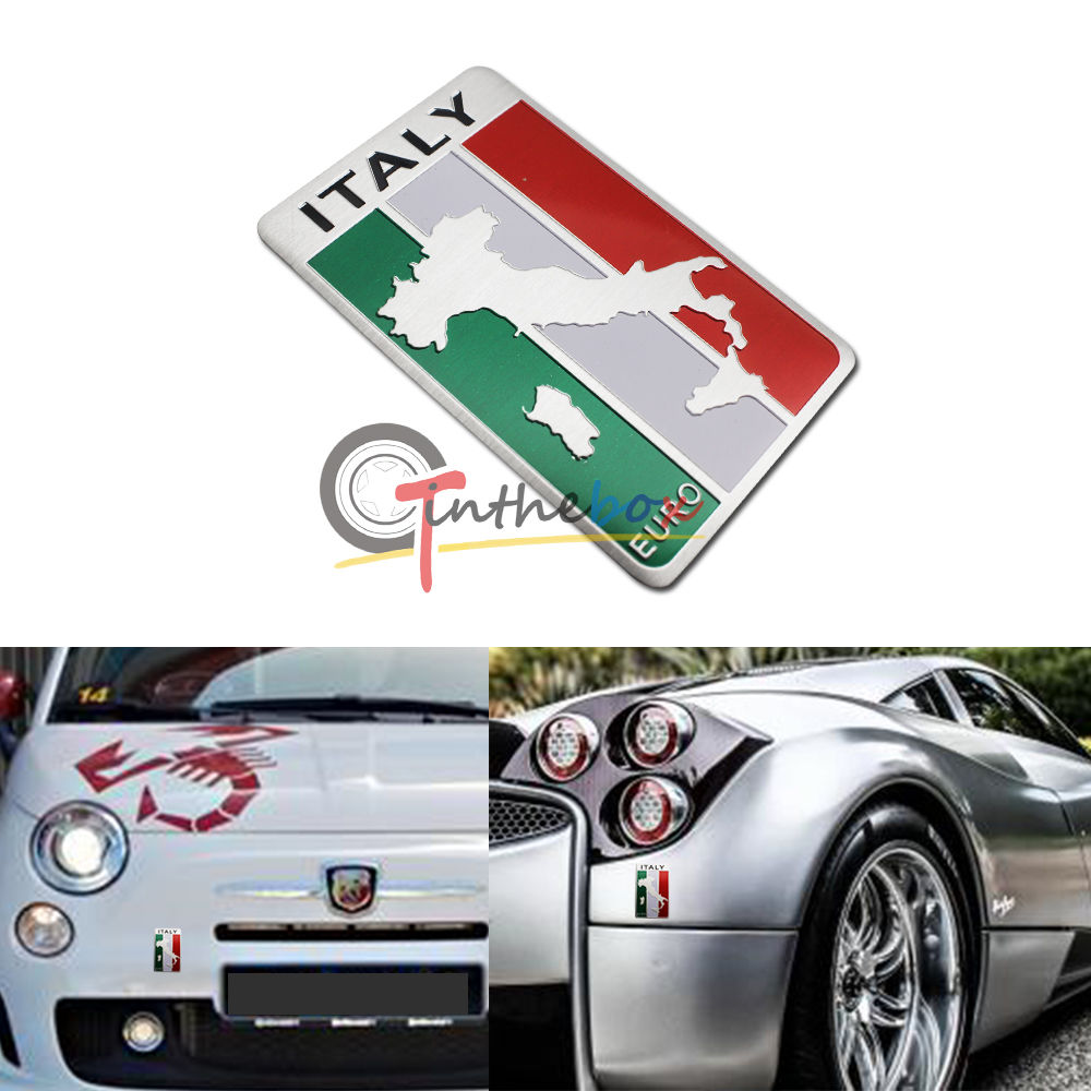 italien de voiture badges promotion achetez des italien de voiture badges promotionnels sur. Black Bedroom Furniture Sets. Home Design Ideas