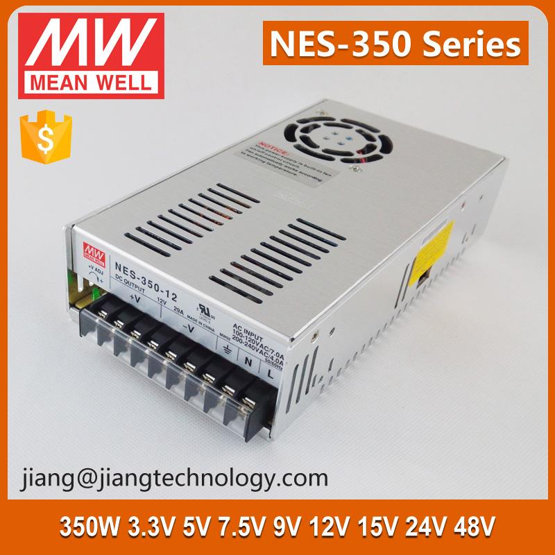 Driver MeanWell LED serie LDD-350H per led 350mA