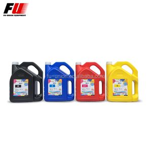 FY-UNION Original Infiniti SK4 Solvent Ink for Flex Banner Printing Machine