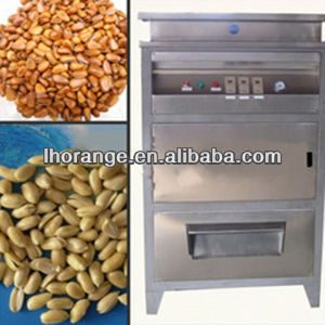 High efficiency and hot sale Dry Peanuts Or Pine Nut Peeling machine